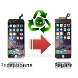 Recycler vos écrans LCD iPhone - Apple