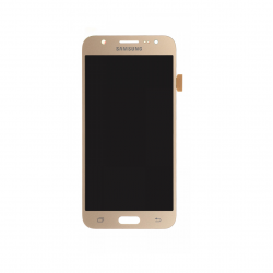 "Ecran complet LCD + vitre tactile - Samsung Galaxy J5 SM-J500F - Or ""SERVICE PACK"""