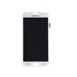 "Ecran complet LCD + vitre tactile - Samsung Galaxy J5 SM-J500F - Blanc ""SERVICE PACK"""