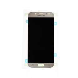 "Ecran complet LCD + vitre tactile - Samsung Galaxy J5 2017 SM-J530F - Or ""SERVICE PACK"""