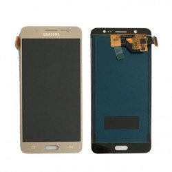 "Ecran complet LCD + vitre tactile - Samsung Galaxy J5 2016 SM-J510FN - Or ""SERVICE PACK"""
