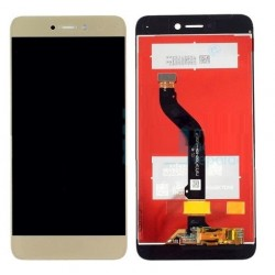 Ecran complet LCD + vitre tactile - Huawei P8 Lite (2017) Or