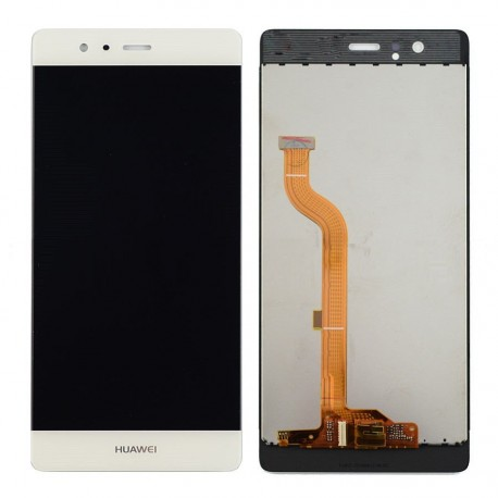 Ecran complet LCD + vitre tactile - Huawei P9 Lite (Youth Version)/G9 - Blanc