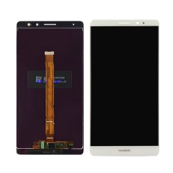 Ecran complet LCD + vitre tactile - Huawei Mate 8 - Blanc