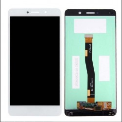 Ecran complet LCD + vitre tactile - Huawei Mate 9 - Blanc