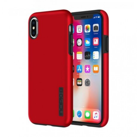 coque rigide iphone x rouge