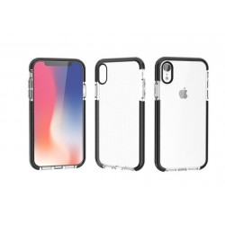 Coque TPU - iPhone XS MAX Noir