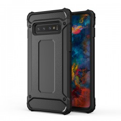 Coque Antichoc Armor carbone - iPhone 11 Pro Max noir