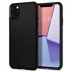 Etui SPIGEN - Liquid Air 077CS27232 Iphone 11 Pro - Matte Black