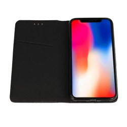 Housse portefeuille Smart - IPHONE 7 / 8 Noir