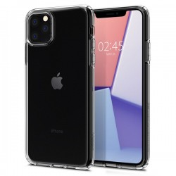 Etui SPIGEN - Liquid Crystal 075CS27129 Iphone 11 Pro Max - Crystal Clear