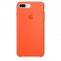 Coque silicone Origine Apple iPhone 6 Plus/6S Plus Orange