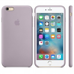 Coque silicone Origine Apple iPhone 6 Plus/6S Plus Lavande