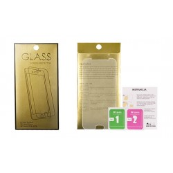 "Glass Gold Verre trempe de protection - IPHONE 7 PLUS/8 PLUS (5,5"")"