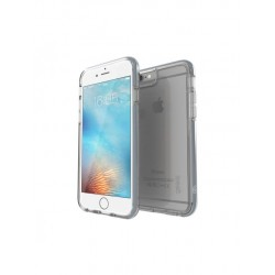 Coque iPhone 6/6S plus Gear4 - Grise transparente Space gray