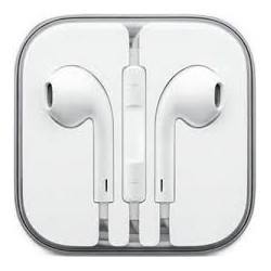 Ecouteur kit main libre APPLE EarPods BLANC iPhone
